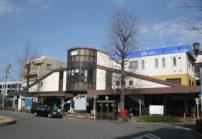 当院は昭島駅北口出て徒歩1分! ロータリーに面したビルの1Fにあります。